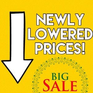 Other - Newly LOWERED Prices on several items!